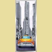"""Набор для вышивания бисером ТЭЛА АРТИС """"Города мира. Нью-Йорк"""""""