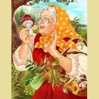 """Анонс!!! Набор алмазной живописи ИМПЕРИЯ БИСЕРА """"Зиний танец"""""""