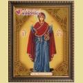 Набор алмазной вышивки  АЛМАЗНАЯ ЖИВОПИСЬ «Икона Нерушимая Стена»