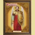 Набор алмазной вышивки АЛМАЗНАЯ ЖИВОПИСЬ «Икона Архангел Михаил»