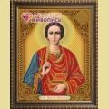 Набор алмазной вышивки  АЛМАЗНАЯ ЖИВОПИСЬ «Пантелеймон Целитель»