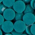 Акриловые стразы неклеевые круглые цв. 0991(3139) 10 гр. т.зеленый