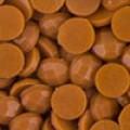 Акриловые стразы неклеевые круглые цв. 3776(0048) 10 гр. св.коричневый