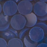 Акриловые стразы неклеевые круглые цв. 0311(3119) 10 гр. синий