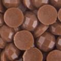 Акриловые стразы неклеевые круглые цв. 0975(0928) 10 гр. коричневый