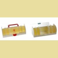 Бокс для хранения мелочей микс цвета 21,51х11х8,5 см