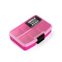 Контейнер для мелочей 2286 арт.КЛ21556 цв.розовый 9х13см
