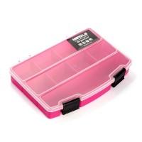 Контейнер для мелочей 2287 арт.КЛ21558 цв.розовый 13х19см
