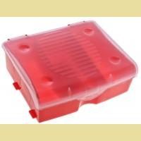 Блок для мелочей красный ПЦ3713КРПР-40PS 11x9 см