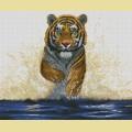 """Набор алмазной вышивки АЛМАЗНАЯ ЖИВОПИСЬ """"Гордый тигр"""""""