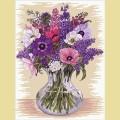 Набор алмазной вышивки  АЛМАЗНАЯ ЖИВОПИСЬ «Весенний букет»