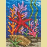 Набор алмазной вышивки АЛМАЗНАЯ ЖИВОПИСЬ «Подводный мир»