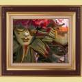 """Картина со стразами COLOR KIT """"Венецианские маски"""""""