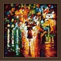 """Картина со стразами COLOR KIT """"В дождь"""""""