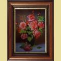 "Картина со стразами COLOR KIT ""Букет роз"""