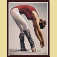 "Картина по номерам COLOR KIT ""Балерина"""