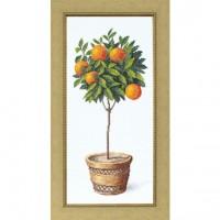 Набор для вышивания Апельсиновое дерево