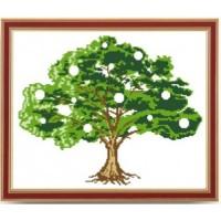 """Схема для вышивания бисером СЛАВЯНОЧКА РУКОДЕЛЬНИЦА  """"Денежное дерево"""""""
