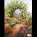 """Схема для вышивания бисером ТЭЛА АРТИС """"Сад в цвету"""""""
