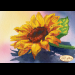 """Схема для вышивания бисером ТЭЛА АРТИС """"Солнечный цветочек"""""""