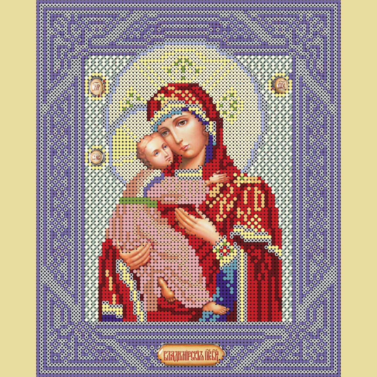 Вышивка бисером иконы и картины: фото и техника, программы 78