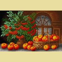 """Картина стразами Вышиваем бисером """"Осенний натюрморт"""""""