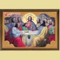 Набор алмазной вышивки АЛМАЗНАЯ ЖИВОПИСЬ «Икона Тайная Вечеря»