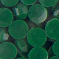 Акриловые стразы неклеевые круглые цв. 0246А(0213) 10 гр. т.зеленый