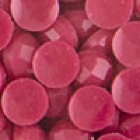 Акриловые стразы неклеевые круглые цв. 0326(0064) 10 гр. т.красный