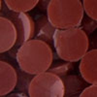 Акриловые стразы неклеевые круглые цв. 0355(3211) 10 гр. гр.вишневый