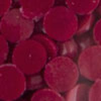 Акриловые стразы неклеевые круглые цв. 0498(0709) 10 гр. т.красный
