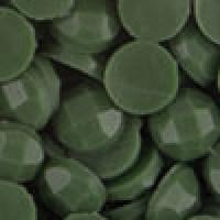 Акриловые стразы неклеевые круглые цв. 0520(3167) 10 гр. т.серо-зеленый