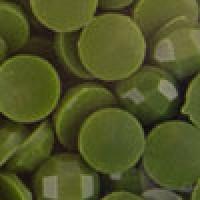 Акриловые стразы неклеевые круглые цв. 0469(0090) 10 гр. св-хаки