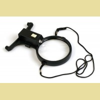 Лупа для рукоделия с подсветкой арт.MG 11087