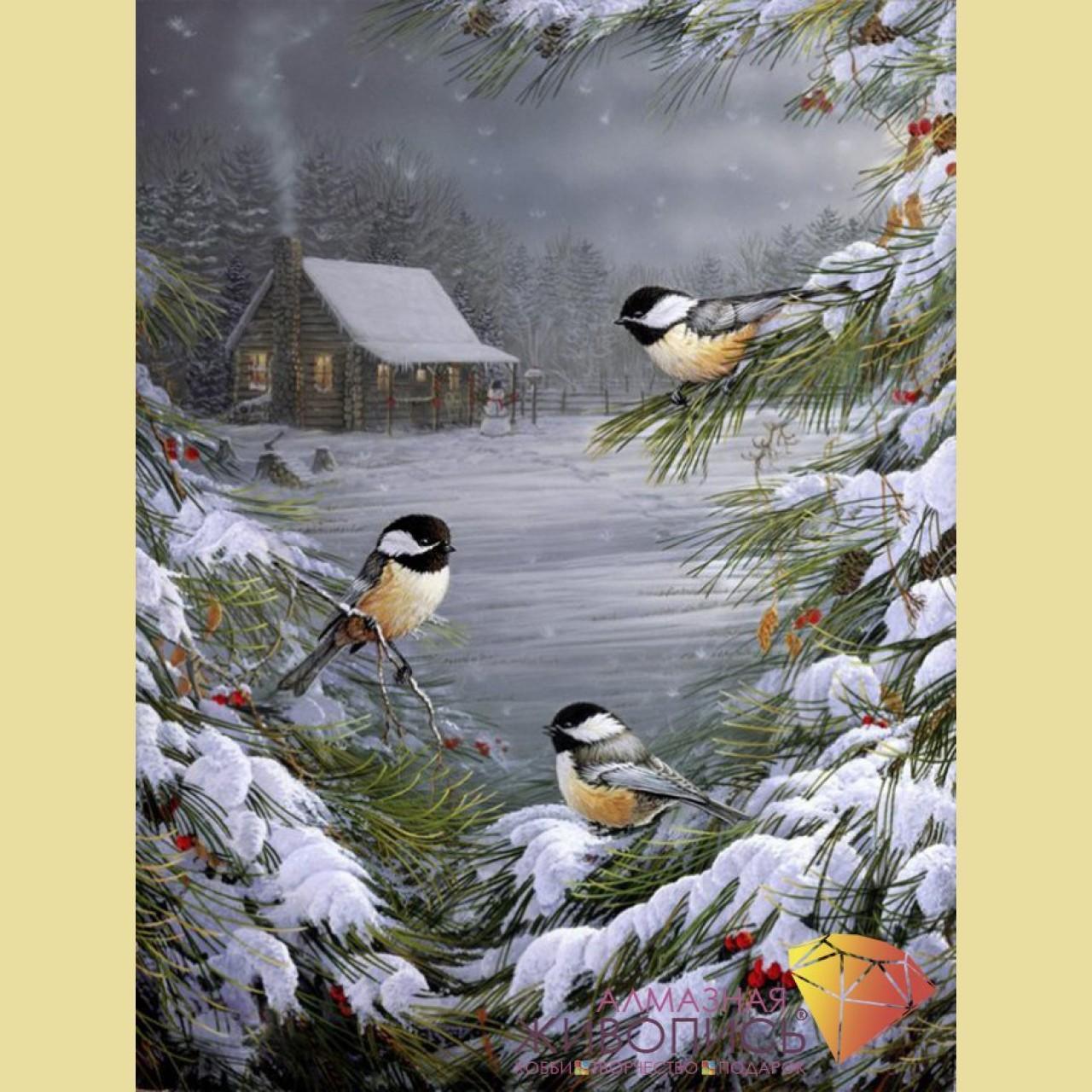 Анимированные открытки птицы