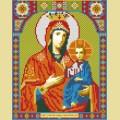 """Набор алмазной вышивки АЛМАЗНАЯ ЖИВОПИСЬ """"Иверская Богородица"""""""
