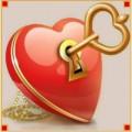 Набор алмазной вышивки АЛМАЗНАЯ ЖИВОПИСЬ «Ключ от сердца»