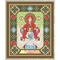 """Картина стразами АРТ СОЛО """" Знамение образ Пресвятой Богородицы"""""""
