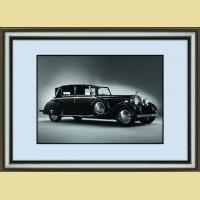 """Набор картины со стразами ЧАРИВНА МИТЬ """"Hispano-Suiza"""""""
