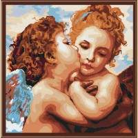 "Мозаичная картина COLOR KIT ""Ангелочки"""