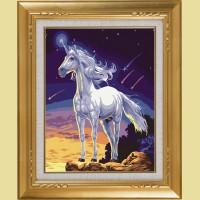 "Картина со стразами COLOR KIT ""Единорог"""