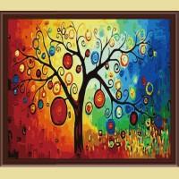 """Картина со стразами COLOR KIT """"Дерево счастья"""""""