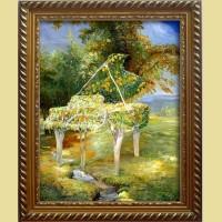 """Мозаичная картина COLOR KIT """"Апельсиновый рояль"""""""