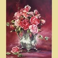 """Набор для вышивания бисером COLOR KIT """"Оригинальные розы"""""""