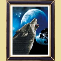 "Мозаичная картина COLOR KIT ""В ночи"""