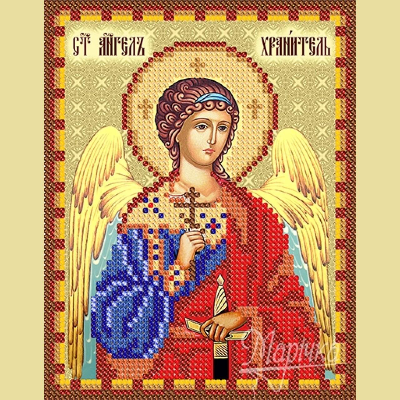 Икона ангелов вышивка фото